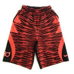 Nike KD Boys Dri-Fit Gym Shorts, Large